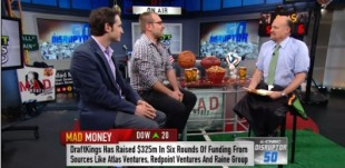 DraftKings Rewarding More Than $1 Billion in 2015 Alone