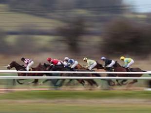 Racing is Here: Horses Upstaged by Jockeys in 'Jockey Draft'