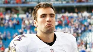 Baltimore Ravens Daily Fantasy Football Picks 2015: Joe Flacco